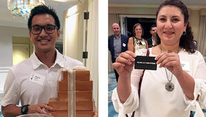 SMART Event Raffle Winners