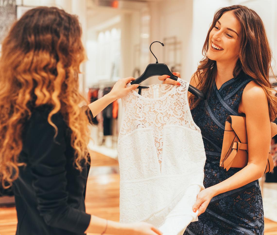 Flexibility to retail your way