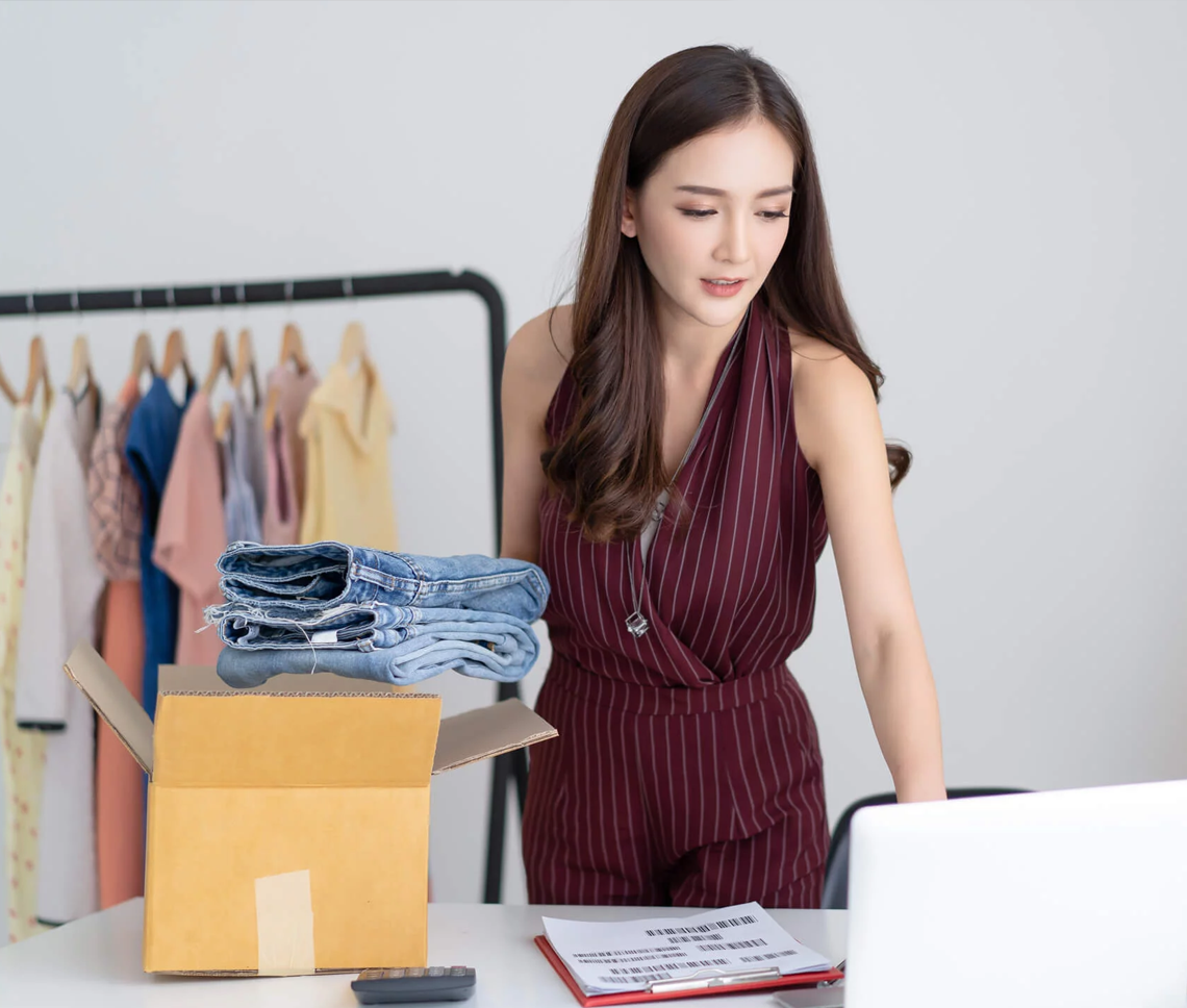 Taking control of your retail business.
